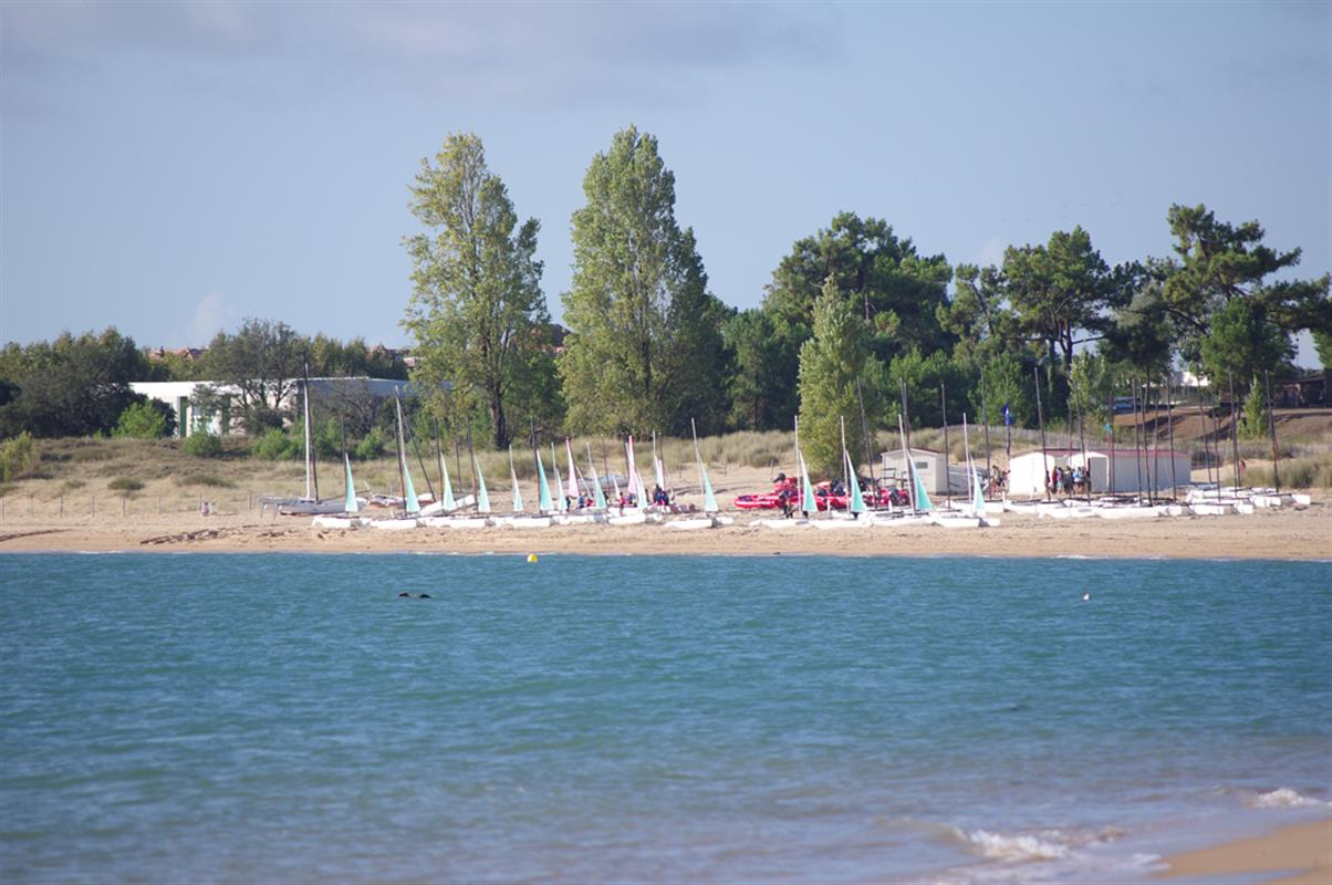 Sports s jour ol ron charente maritime hotel la for Hotels ile d oleron